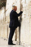 President Trump at Western Wall